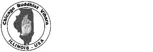 Chicago Buddhist Vihara Logo